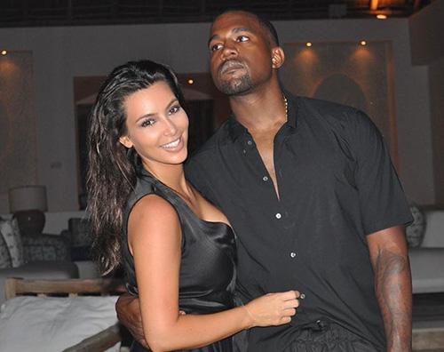 kim k Kim Kardashian, auguri social per il compleanno di Kanye