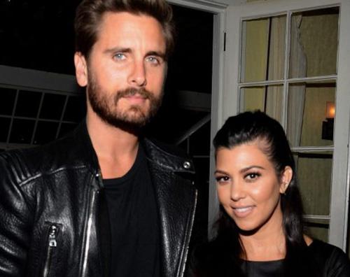 kourtney scott Kourtney Kardashian e Scott Disick: ritorno di fiamma?