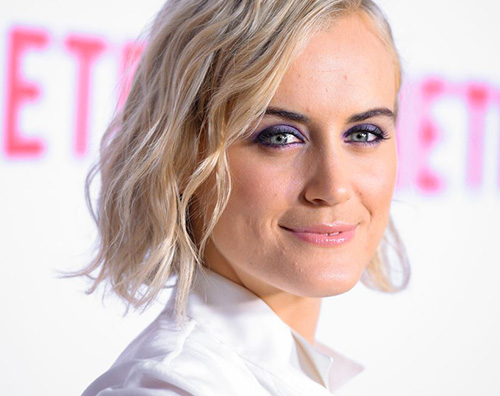 taylor schilling Taylor Schilling ha fatto coming out