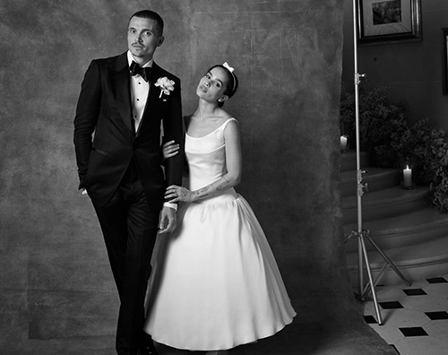 zoe kravitz karl glusman Un anno di matrimonio per Zoe Kravitz e Karl Glusman