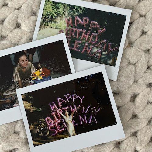 109010278 773859360051406 3005225561418781226 n Selena Gomez festeggia i suoi 28 anni