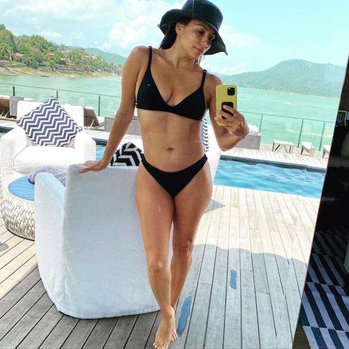 109039082 755964115153554 7497204140947254925 n Eva Longoria, bikini da urlo su Instagram