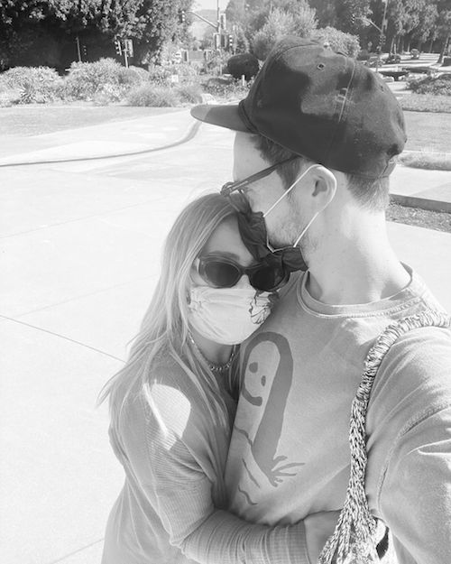 116190186 646332625980847 4323909200897743116 n Hilary Duff, innamorata su Instagram
