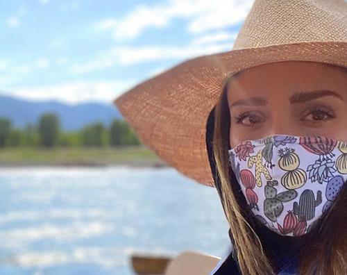 jessica alba Jessica Alba, vacanze in sicurezza con la famiglia