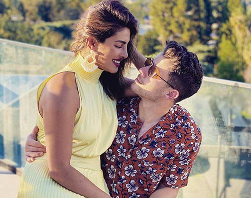 nick priyanka Nick Jonas, auguri social per il compleanno di Priyanka