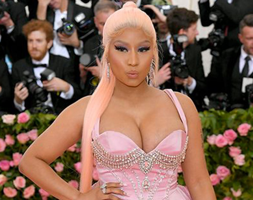 nicki minaj Nicki Minaj prepara il corredino