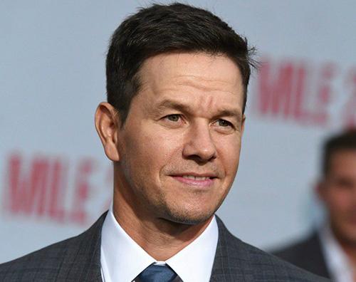 Mark Wahlberg Mark Wahlberg ingrassato per esigenze di copione