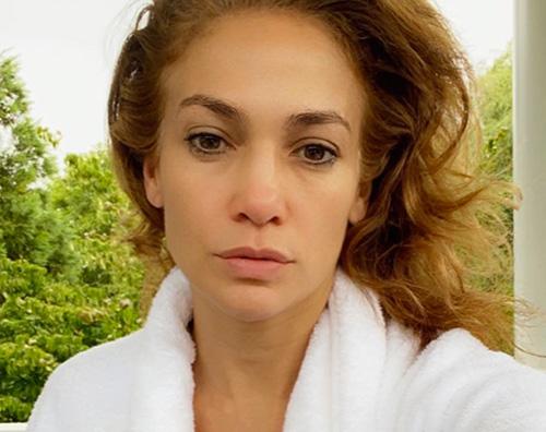 jennifer lopez Jennifer Lopez senza makeup su Instagram