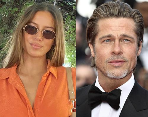 brad pitt nicole Brad Pitt e Nicole Poturalski si sono lasciati