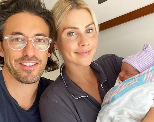 claire holt Claire Holt è mamma per la seconda volta