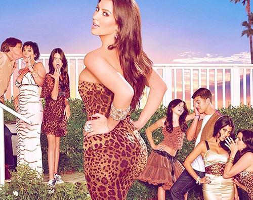 kim kardashian I Kardashian annunciano la cancellazione del loro reality show