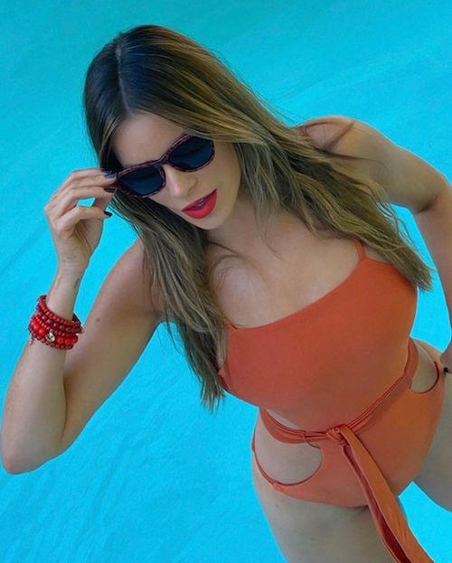 sofia vergara 2 Sofia Vergara in costume su Instagram