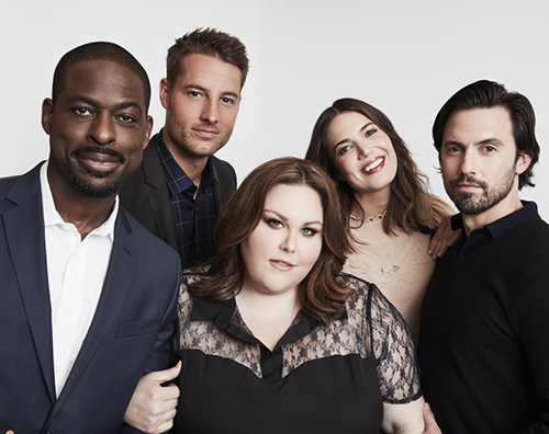 this is us Il cast di This Is Us ritorna sul set