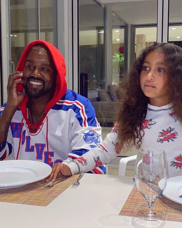 120987070 787206482071871 455934574387527543 n Kim Kardashian e Kanye West in vacanza con la famiglia