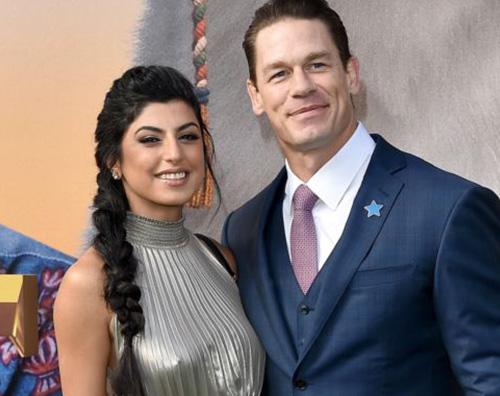 john cena John Cena è un uomo sposato