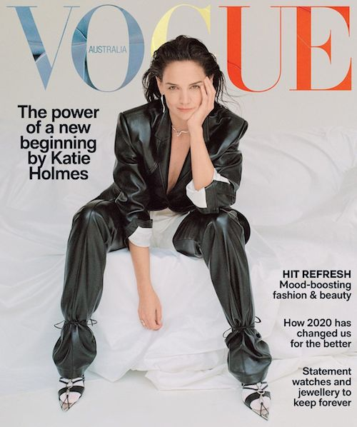 123847027 383030919515316 6413483688063430546 n Katie Holmes su Vogue Australia