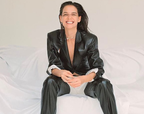 Katie holmes Katie Holmes su Vogue Australia