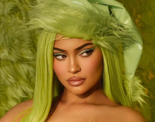 kylie jenner 1 Kylie Jenner è un Grinch