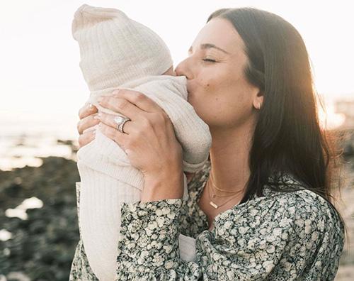 lea michele Lea Michele, mamma dolce su Instagram