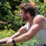 liam 1 150x150 Liam Hemsworth mostra i muscoli su Instagram