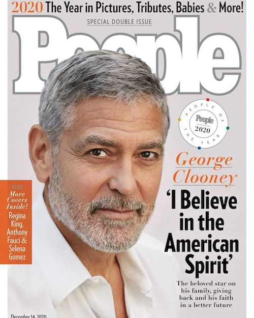 129143151 1547209868798010 7053731246303112489 n George Clooney è luomo dellanno per People