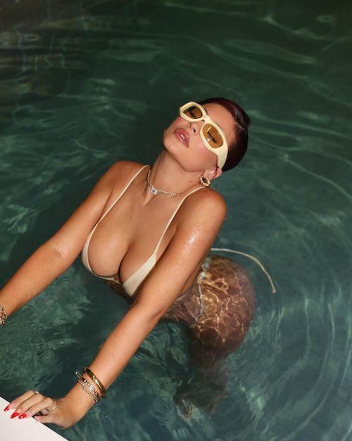 133410912 872264826698814 5635039263925967198 n Kylie Jenner, foto hot per dire addio al 2020