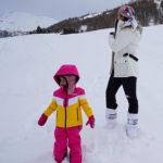 georgina Rodriguez 1 150x150 Georgina Rodriguez sulla neve con i bambini