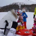georgina Rodriguez 4 150x150 Georgina Rodriguez sulla neve con i bambini