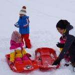 georgina Rodriguez3 150x150 Georgina Rodriguez sulla neve con i bambini
