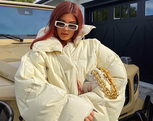 kylie jenner 2 Kylie Jenner si è fatta rossa