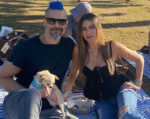 sofia joe Sofia Vergara e Joe Manganiello festeggiano l'anniversario