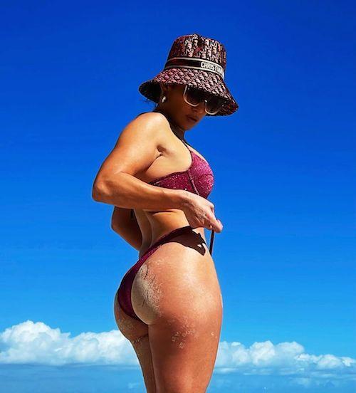 135661488 710367242962026 7958545077073219960 n Jennifer Lopez esplosiva su Instagram
