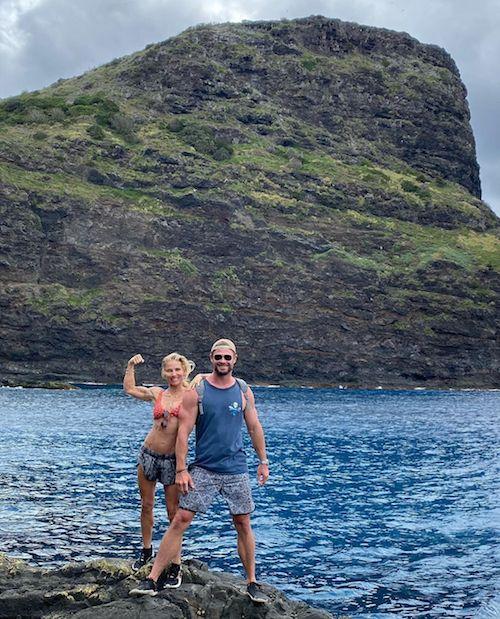 139026017 1152583458513810 1561236175949132094 n Chris ed Elsa, vacanza al mare con i bambini