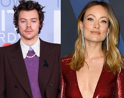 harry syles olivia wilde Harry Styles e Olivia Wilde sono una coppia?