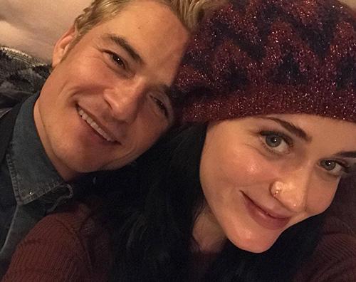 katy orlando Katy Perry festeggia il compleanno di Orlando Bloom