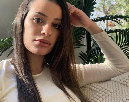 lea michele 1 Lea Michele, nuovo selfie su Instagram