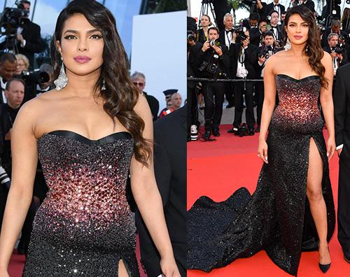 priyanka chopra Priyanka Chopra parla dellabito indossato a Cannes nel 2019