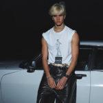 romeo 3 150x150 Romeo Beckham, prima cover per LUomo Vogue