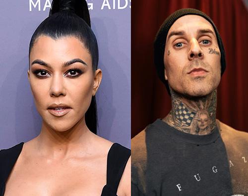 travis barker kourtney kardashian Kourtney e Travis portano il loro amore su Instagram