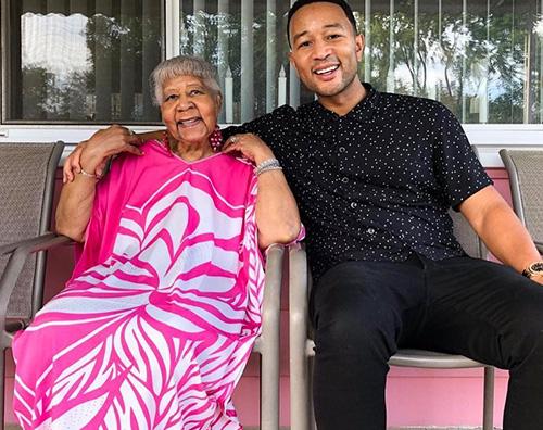 john legend John Legend ricorda la sua povera nonna su Instagram