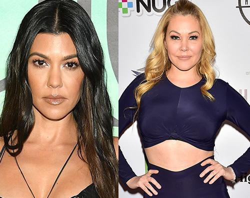 kourtney Shanna Moakler è gelosa di Kourtney Kardashian?