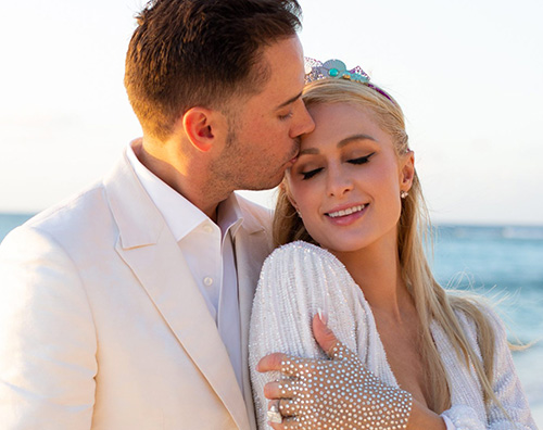 paris hilton Paris Hilton è di nuovo fidanzata
