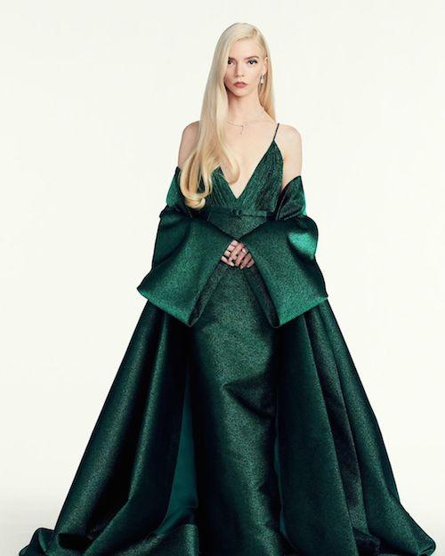154988749 228407932324807 577827884065036671 n Anya Taylor Joy, meravigliosa in Dior per i Golden Globes 2021