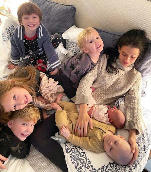 155064506 209219214287998 6075581945972352819 n Alec e Hilaria Baldwin hanno avuto un altro bambino