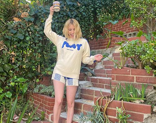 emma roberts Emma Roberts raggiante su Instagram