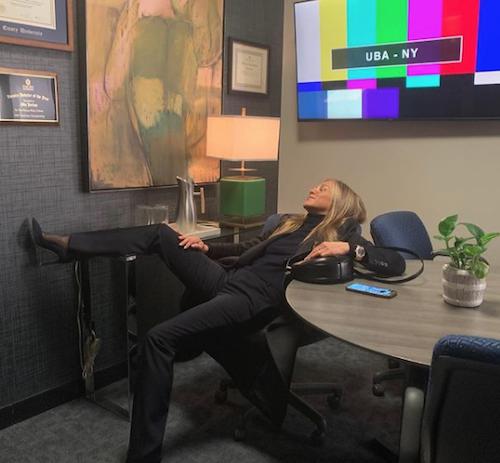 Schermata 2021 04 20 alle 13.03.05 Jennifer Aniston, il lunedì è un incubo anche per lei