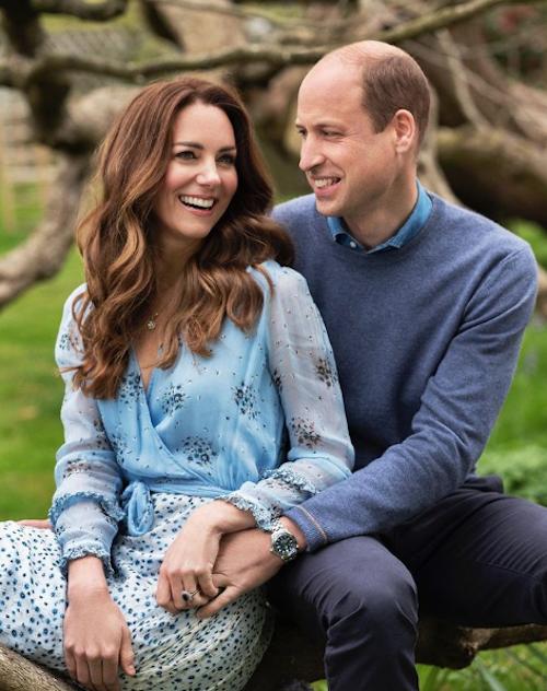 Schermata 2021 04 29 alle 08.36.20 William e Kate, due nuove foto per i loro 10 anni di nozze