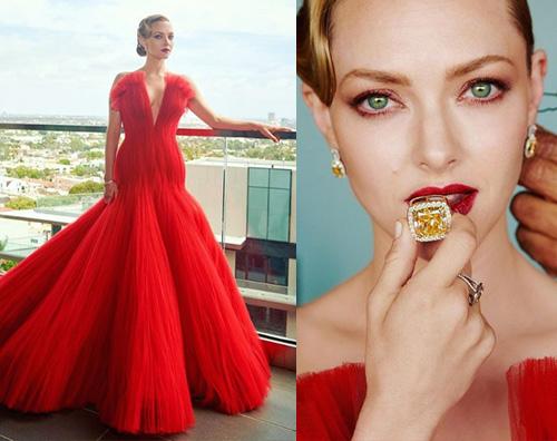 amanda seyfriend Amanda Seyfried bellissima anche prima del red carpet