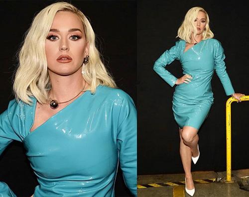 katy perry Katy Perry, piccolo inconveniente in diretta TV