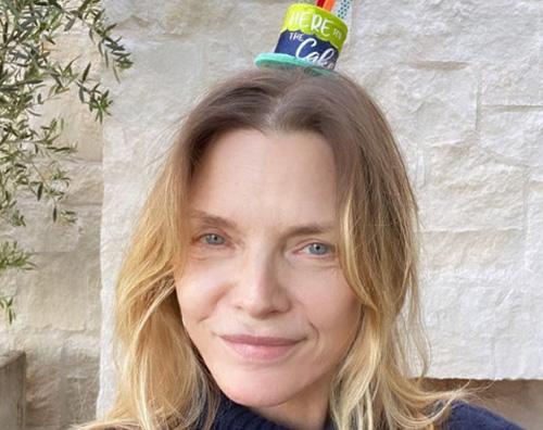 michelle pfeiffer Michelle Pfeiffer ha compiuto 63 anni